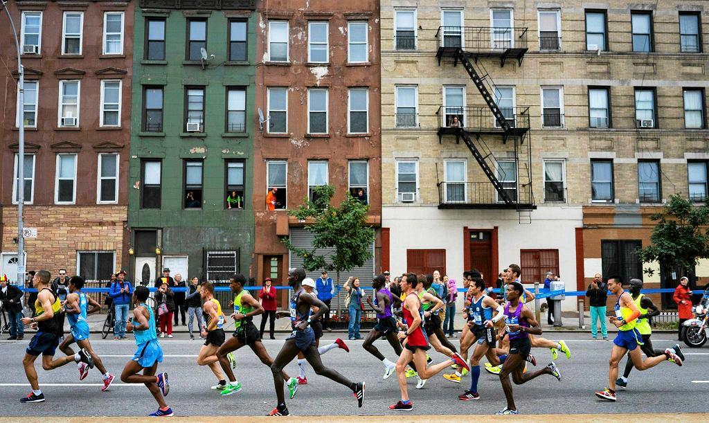 Maraton w Nowym Jorku 2015