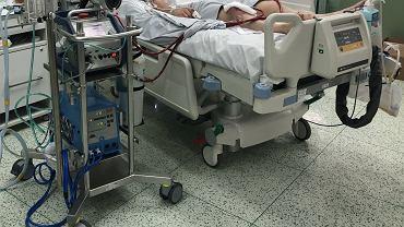 Lekarze z Opola ratują 50-latka w stanie głębokiej hipotermii