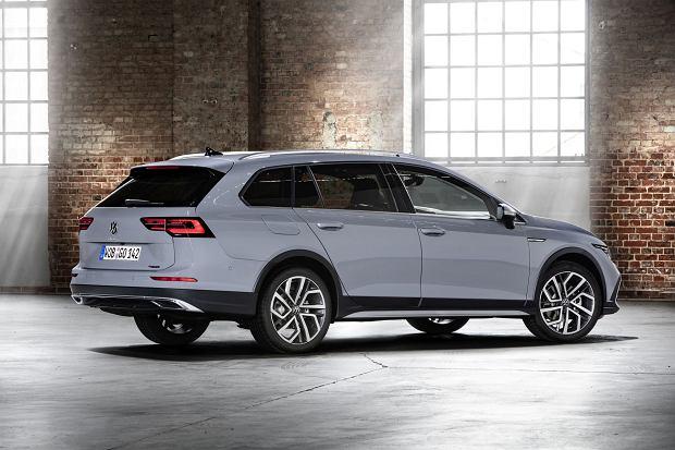 Volkswagen pokazał trzy nowe wersje Golfa. Modele Variant, Alltrack i GTD uzupełnią ofertę
