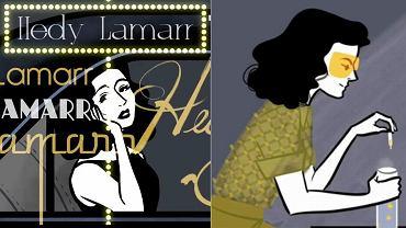 Hedy Lamarr w Google Doodle