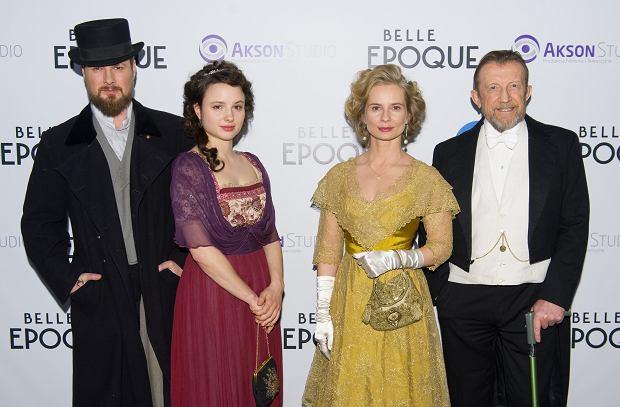 Spotkanie z aktorami serialu 'Belle Epoque'