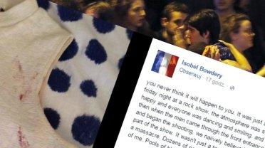 Atak terrorystyczny na sale koncertową w Paryżu