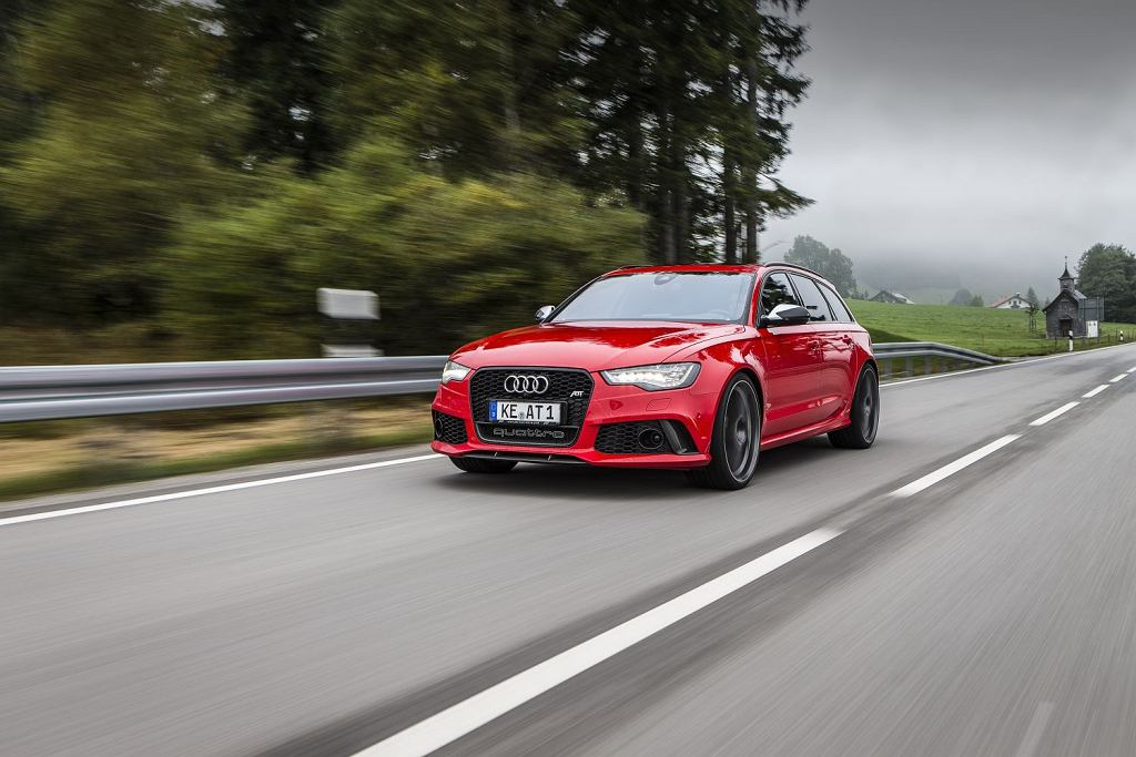 ABT Audi RS 6 Avant