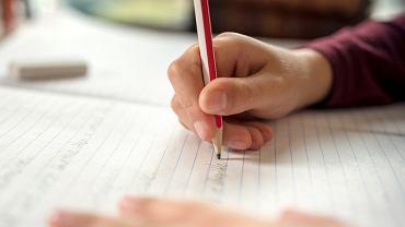 Dysleksja dotyka ponad 10 procent polskich uczniów. Zdjęcie ilustracyjne