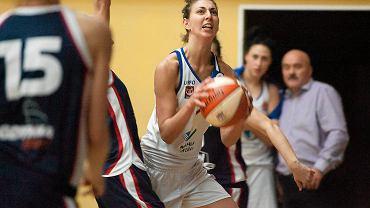 Z piłką Joanna Markiewicz