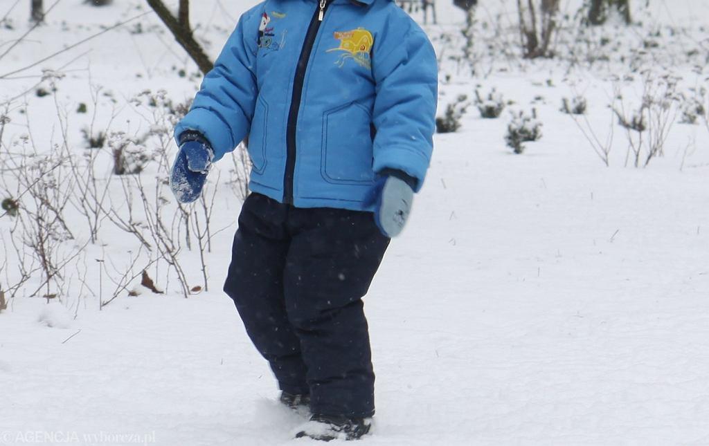Akt oskarżenia w sprawie 3-latka, który wyszedł bez opieki z warszawskiego przedszkola, po trzech latach trafił do sądu. Zdjęcie ilustracyjne