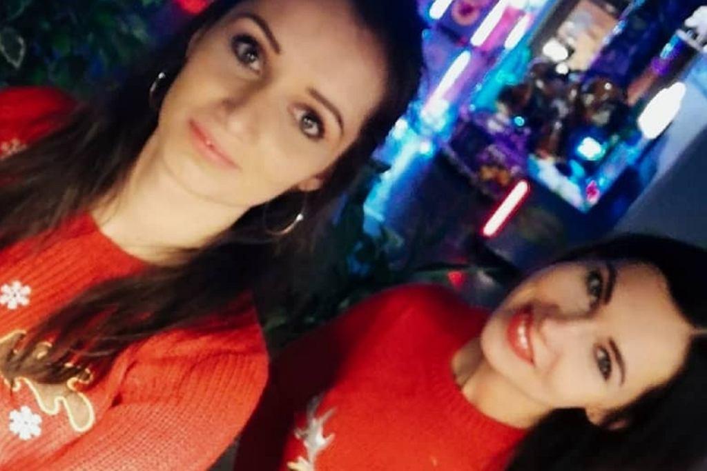 Natalia i Diana z 'Rolnika...'