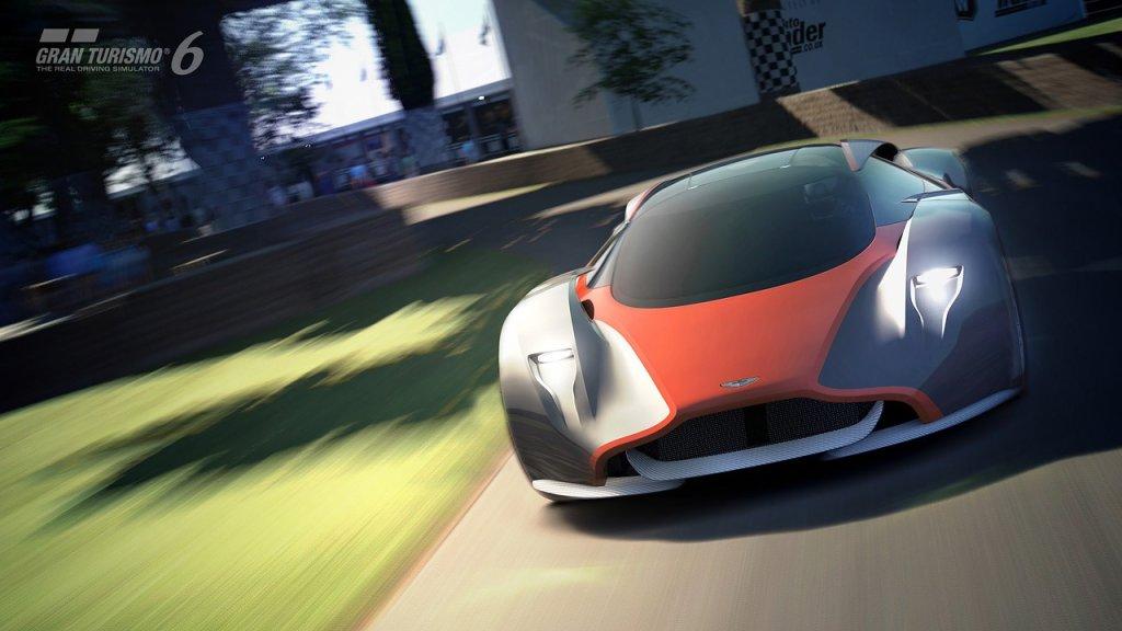 Aston Martin DP100 Concept