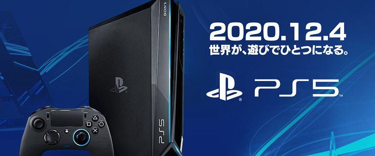 Sony: gry wydawane na PS4 mają działać także na PlayStation 5
