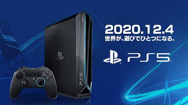 PlayStation 5 z datą premiery wg. Gamer Gate