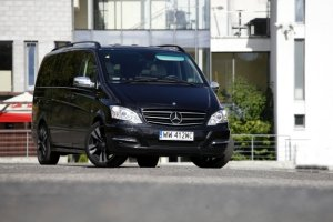 Mercedes Grand Edition Viano Avantgarde