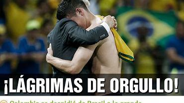 Z kolumbijskiej prasy bije duma