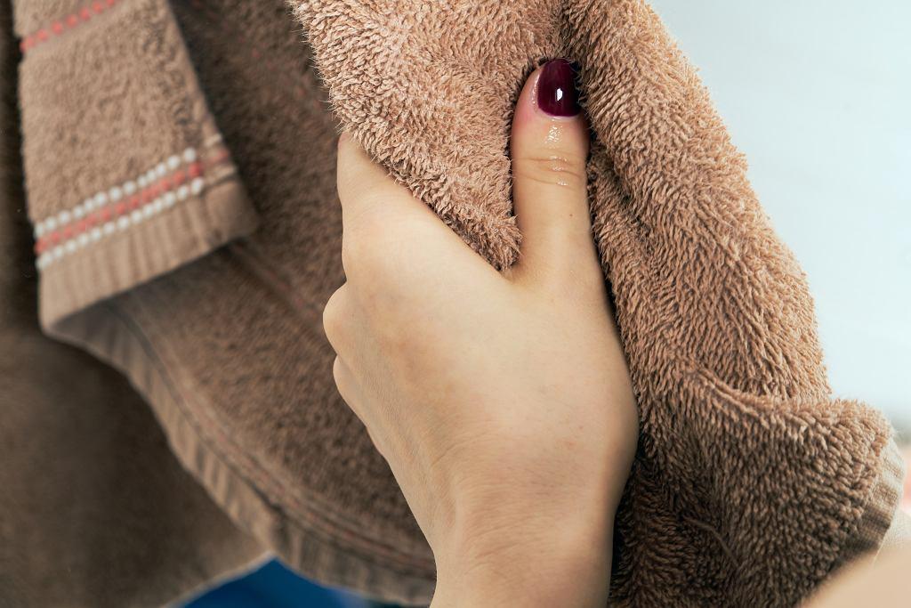Gdzie trzymać ręczniki? Na pewno nie w łazience