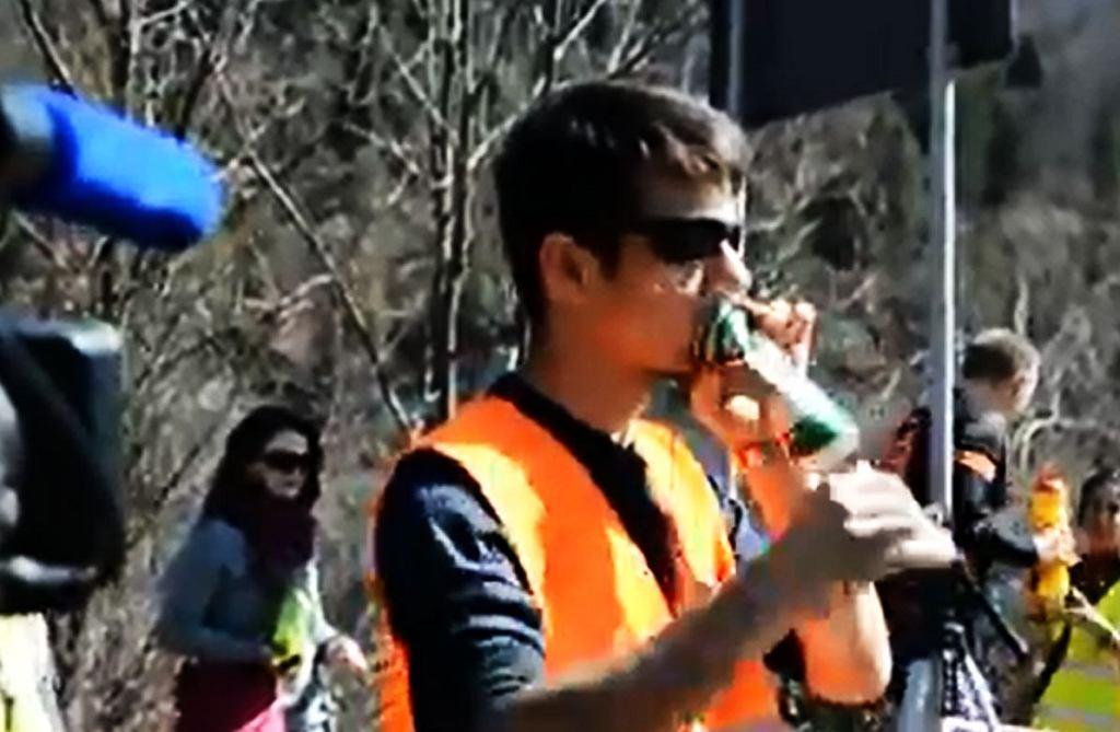 Dźwięk rajdówki