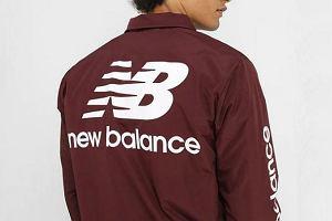 New Balance - nie tylko buty. Modne kurtki, bluzy i koszulki na każdą okazję!
