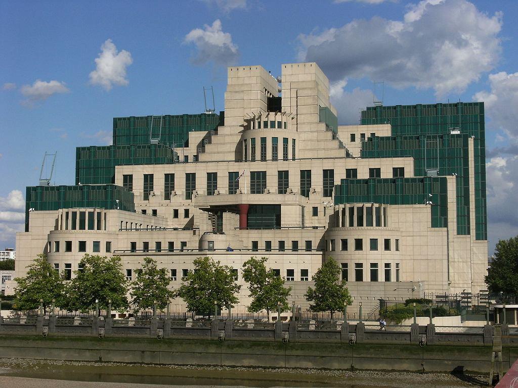 Kwatera główna wywiadu MI6