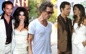 Matthew McConaughey, Penelope Cruz, Camila Alves