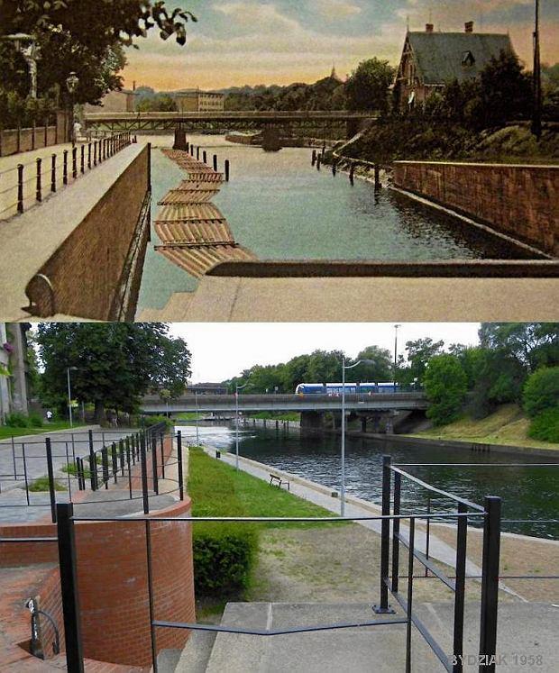 Zdjęcie numer 5 w galerii - Bydgoszcz wczoraj i dziś. Te same miejsca sfotografowane po latach