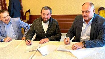 Polska Liga Siatkówki podpisała list intencyjny z Barkom Każany Lwów
