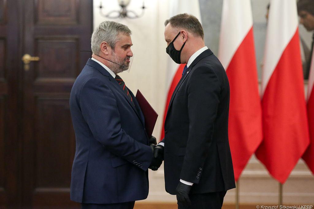 Nowa rola Ardanowskiego. Będzie szefem Rady ds. Rolnictwa przy prezydencie