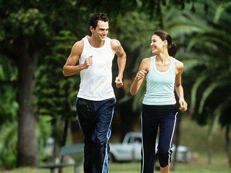 Bieganie podnosi poziom endorfin