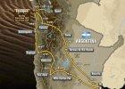 Trasa Rajdu Dakar, czyli piasek będzie chrzęścił w ustach