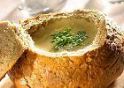 Zupa czosnkowa - naturalny antybiotyk z kuchni czeskiej