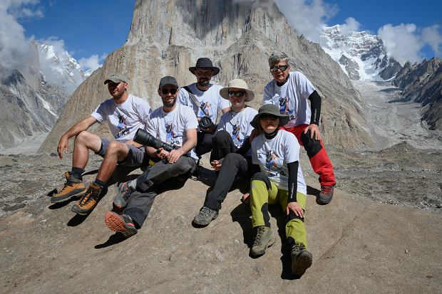 Wyprawa fotograficzna pod K2