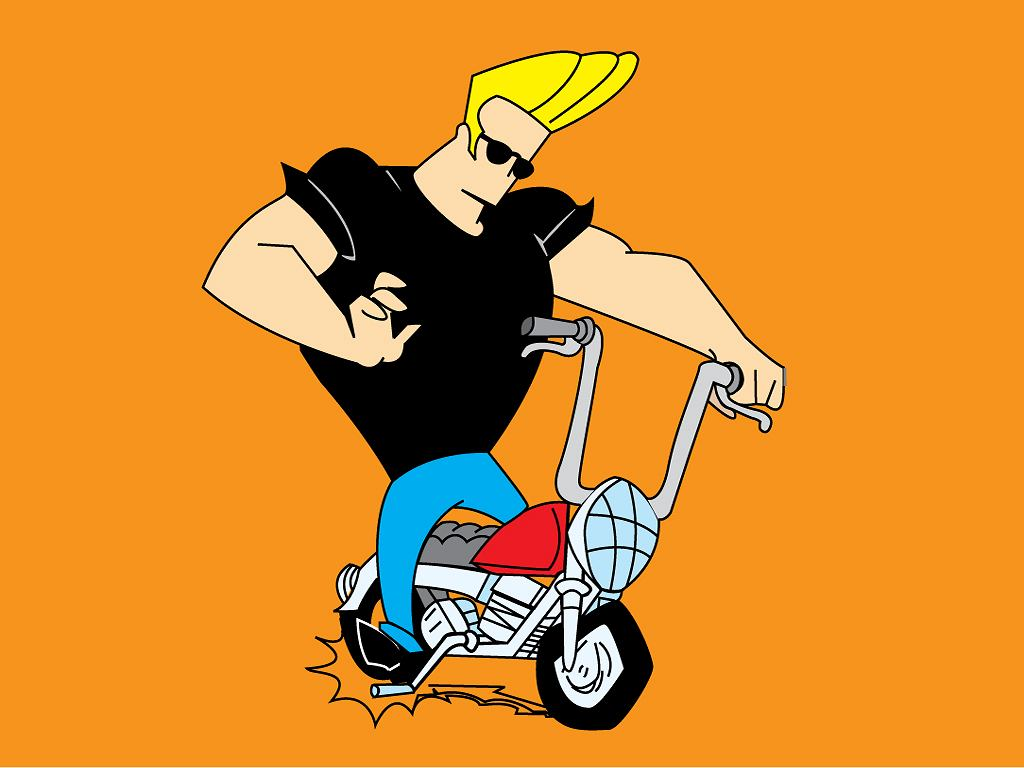 Johnny Bravo/Cartoon Network