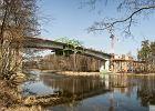 Budowa drogi S5. Widać postępy na nowym moście na Brdzie