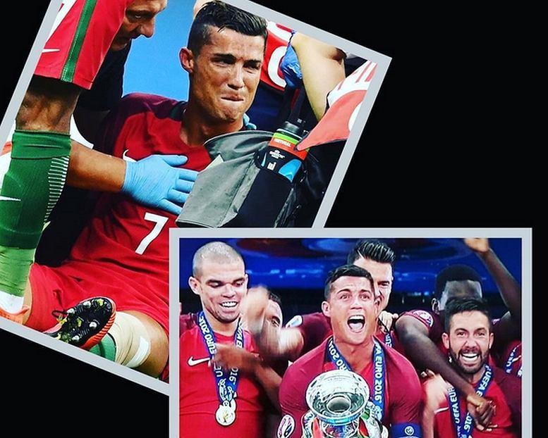 Zdjęcie z Instagrama siostry Cristiano Ronaldo
