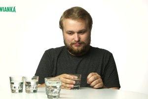 Czy da się rozróżnić wodę po smaku? [TEST WODY PITNEJ]