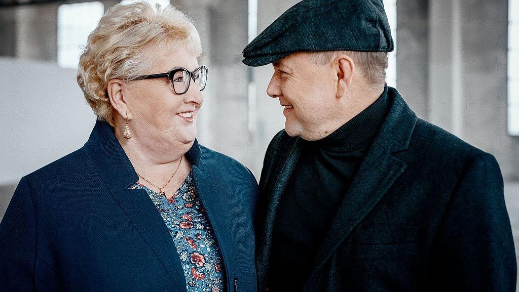 Henryka Krzywonos-Strycharska i Krzysztof Strycharski