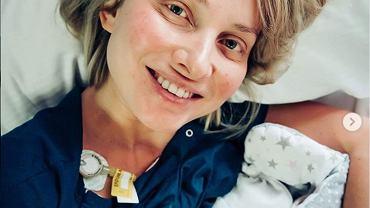 Joanna Moro urodziła. Została mamą po raz trzeci