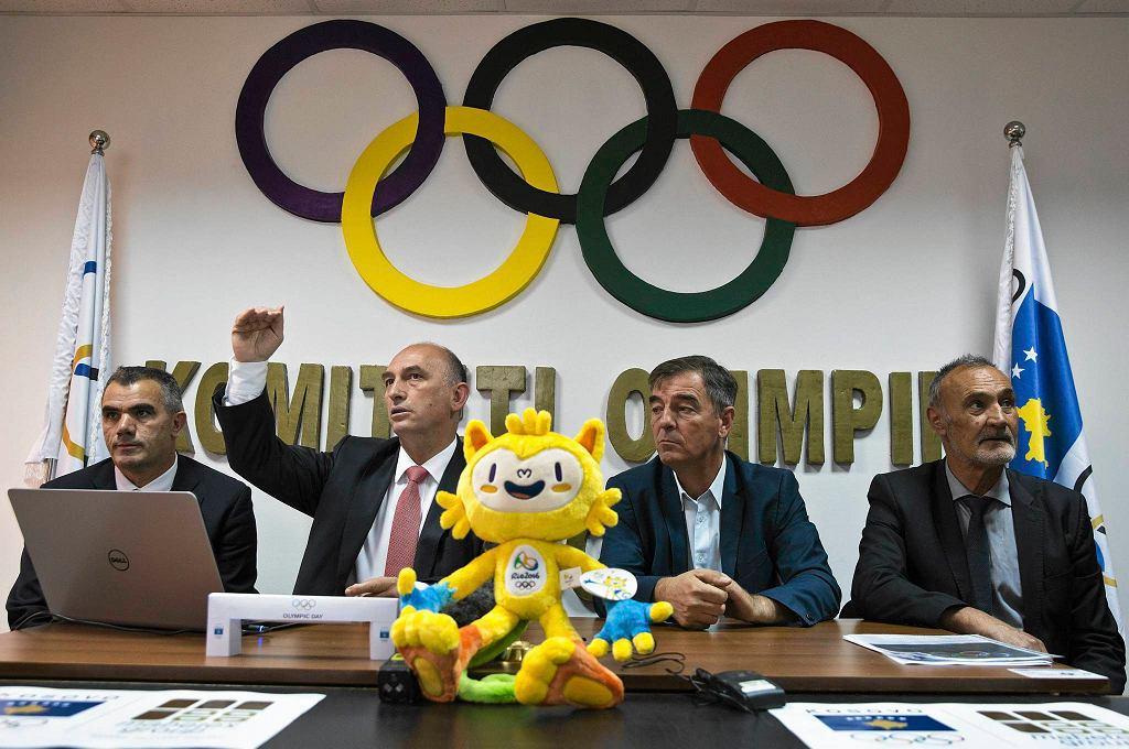 Komitet olimpijski Kosowa