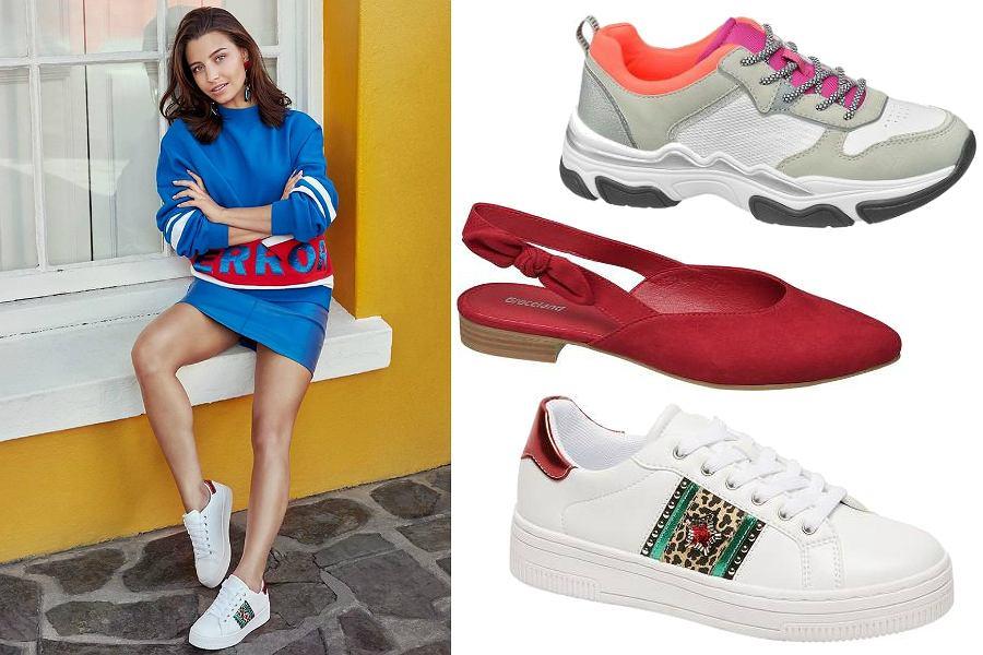 Sneakersy Deichmann