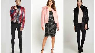Damskie futra - płaszcze i kurtki