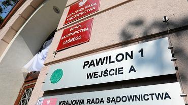 Siedziba KRS w Warszawie