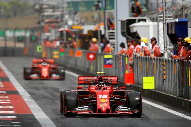 F1. Grand Prix Chin zostało odroczone przez epidemię koronawirusa