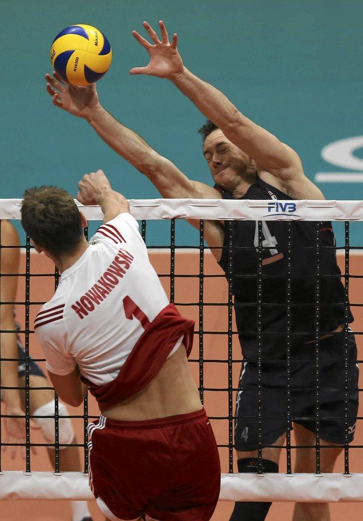 Piotr Nowakowski i David Lee