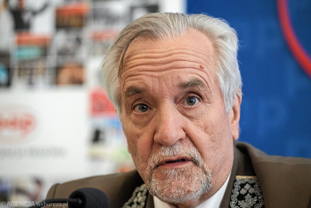 Konrad Tomaszewski, dyrektor Lasów Państwowych