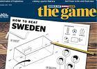 Mistrzostwa świata 2018. Kapitalna okładka angielskiej gazety. Meblowa instrukcja, jak pokonać Szwecję