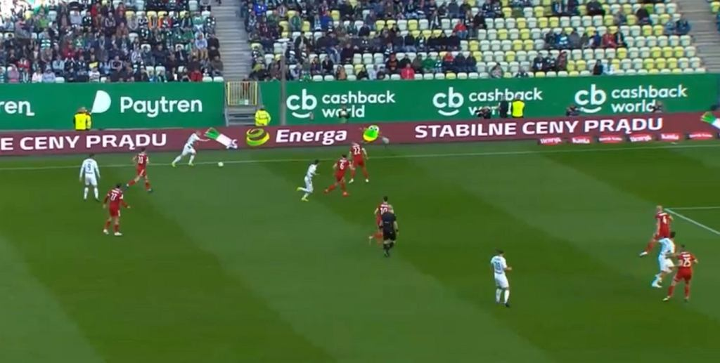 Lechia Gdańsk - Piast Gliwice (0:2)
