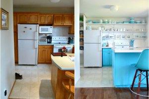 Sposoby na tanią metamorfozę kuchni