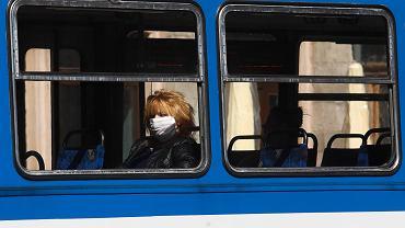 W tramwaju