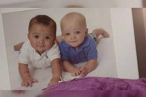 """W trakcie porodu usłyszała od położnej: """"Nie uwierzysz w to"""". Takie bliźnięta to ekstremalna rzadkość [FOTO]"""