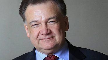 Marszałek województwa mazowieckiego Adam Struzik