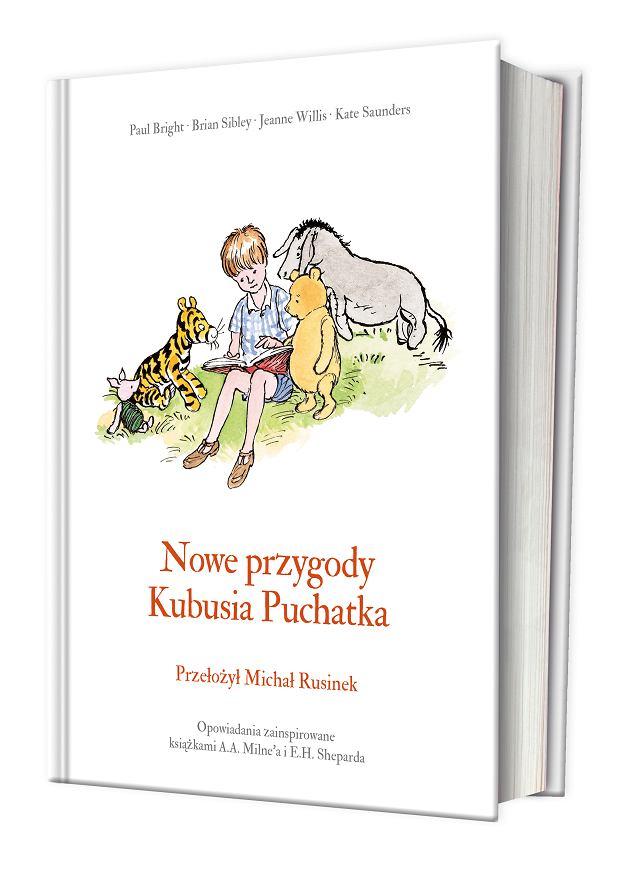 'Nowe przygody Kubusia Puchatka', Wydawnictwo Znak
