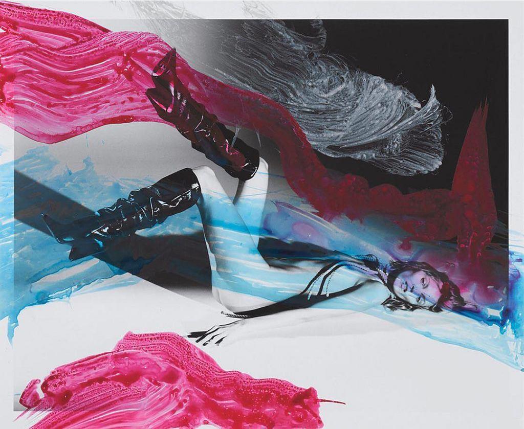 Anja Rubik nago w sesji dla 'W Magazine'
