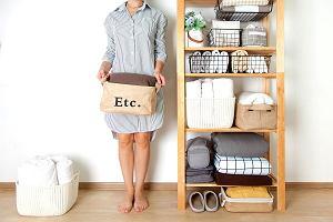 Uporządkuj przestrzeń w swoim mieszkaniu - niezbędne akcesoria do przechowywania
